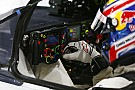 The steering wheel of the Porsche 919 Hybrid – a multifunctional control centre