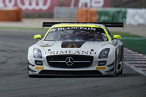 Blancpain Sprint Race report Götz and Buhk surprise the favourites in Zolder
