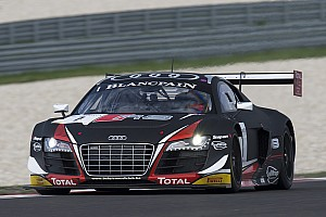 Blancpain Sprint Race report Saturday win and Sunday podium finish for the Belgian Audi Club Team WRT at home in Zolder