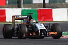 Nico Hulkenberg continues with Sahara Force India for 2015