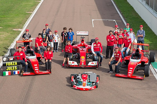 Other open wheel Pietro Fittipaldi and others invited to Ferrari Driver Academy