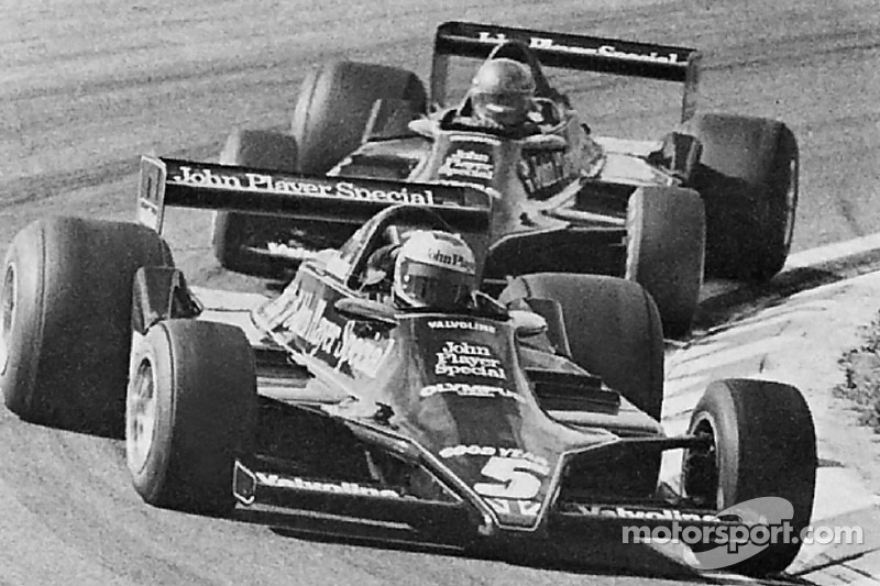Autocourse back in time: the Lotus 79