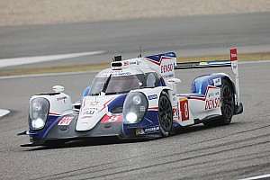 WEC Qualifying report Near miss for Toyota Racing in China