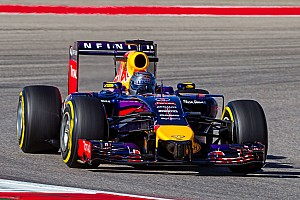 Formula 1 Qualifying report Red Bull's Ricciardo is top five on qualifying for the United States GP