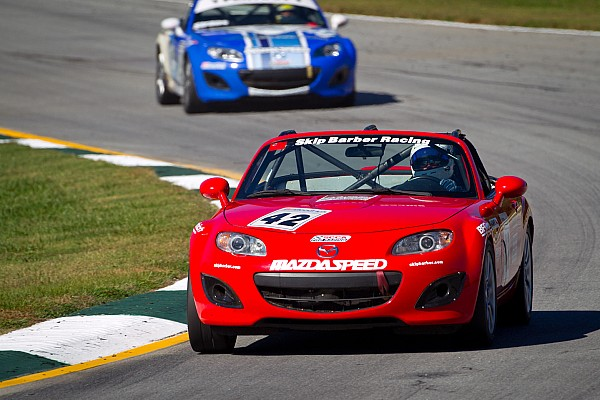 SCCA Battery Tender replacing Playboy as sponsor for SCCA Mazda MX-5 Cup