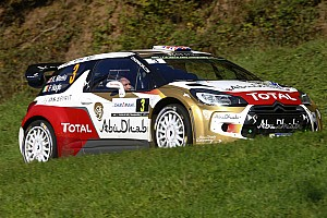 WRC Preview Wales Rally GB: The DS3 WRCs look to confirm