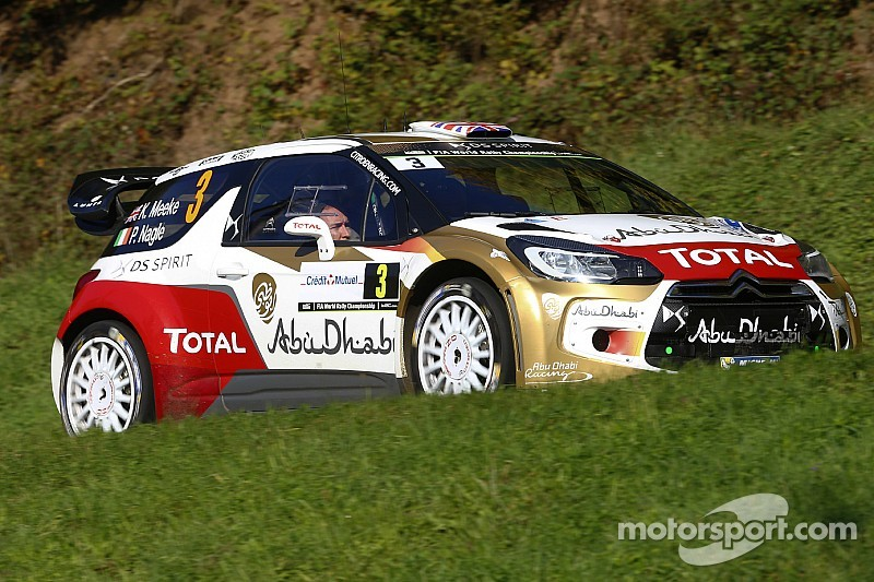 Wales Rally GB: The DS3 WRCs look to confirm