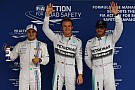 Brazilian GP qualifying results: Rosberg claims pole