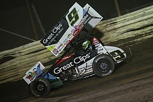 World of Outlaws Race report Daryn Pittman wins Friday's WoO World Finals