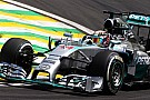 Mercedes strategy call contributed to Hamilton spin