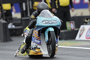 NHRA Commentary Jerry Savoie hoping to end 2014 on a high note