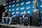 Chase Elliott and Matt Crafton eye championship trophies