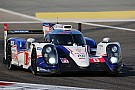 Busy start for Toyota Racing in Bahrain
