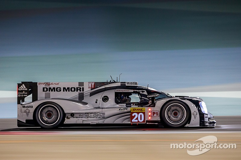 Porsche on top heading into qualifying in Bahrain
