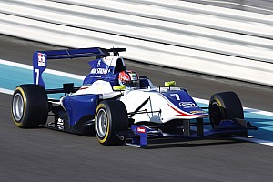 GP3 Race report Stoneman sears to Yas Marina victory