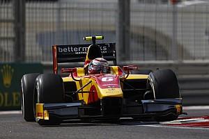 GP2 Race report Coletti soars to victory in season closer