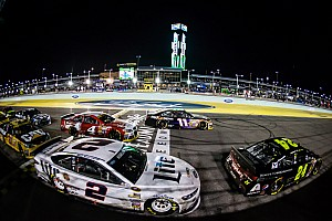 NASCAR Cup Analysis Stay the course