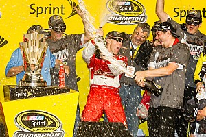 NASCAR Cup Preview NASCAR Champion's Week kicks off on in seven days