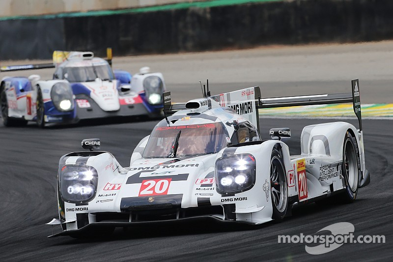 Porsche at Sao Paulo: Highs and a big low