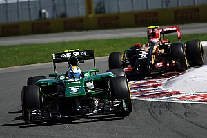 Formula 1 Breaking news CVC could pay small teams' engine bills - report