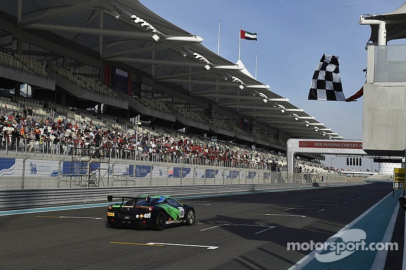 Ferrari Challenge Trofeo Pirelli wrap up season at Ferrari World Finals