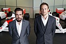 Alonso, Button finally confirmed as McLaren's race drivers