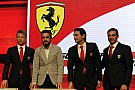 Ferrari renews hopes on traditional Christmas party