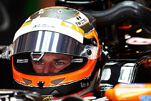 Le Mans Breaking news Korea endangers sports car race for Hulkenberg