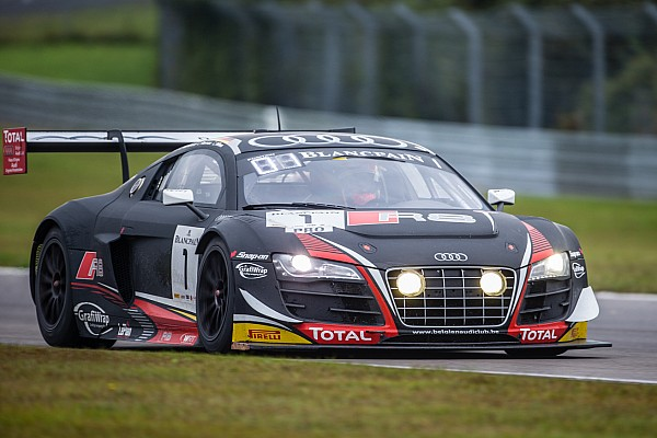 2014: An exceptional harvest for the Belgian Audi Club Team WRT