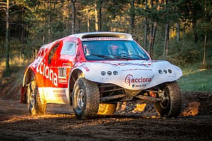 Dakar Preview ACCIONA Energy to compete in Dakar Rally with electric racer