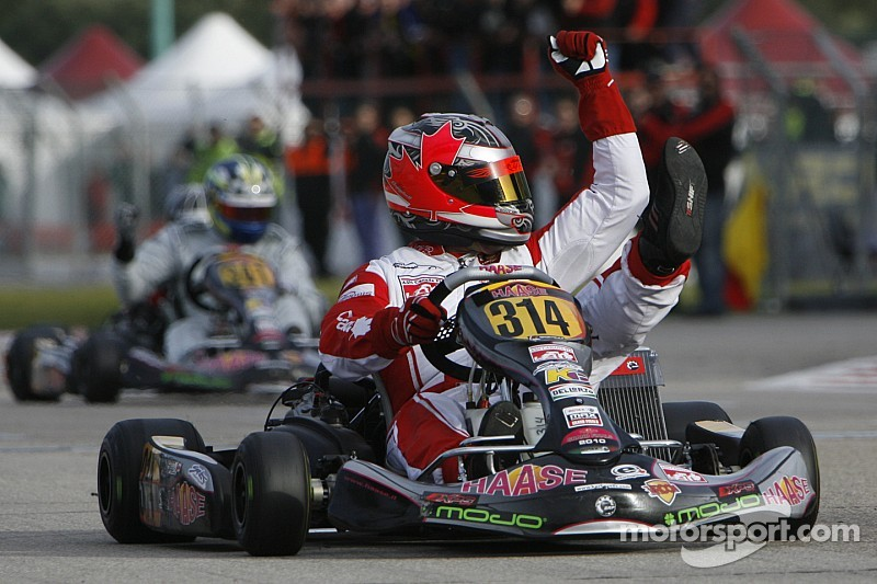 Backers named for Rotax Challenge of the Americas