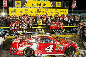 NASCAR Cup Analysis 2014: A season of change for NASCAR