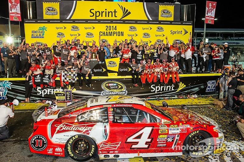 2014: A season of change for NASCAR