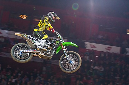 Toyota back as Monster Energy Supercross sponsor