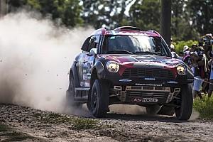 Dakar Stage report Orlando Terranova leading after day one at the 2015 Dakar Rally