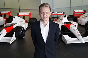 Formula 1 Breaking news No Friday practice for Magnussen in 2015