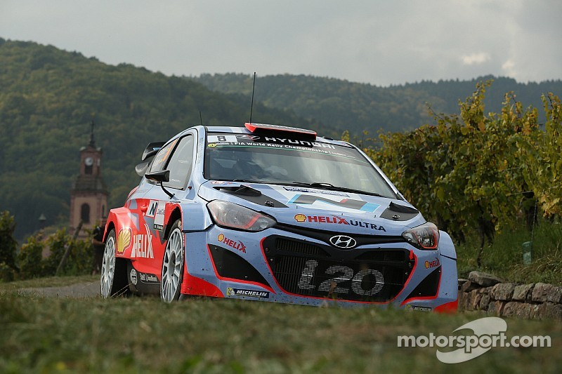 Hyundai Motorsport confirms driver line-up for Rally Sweden