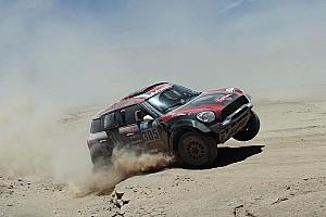 Dakar Stage report Orlando Terranova wins stage seven at the 2015 Dakar Rally