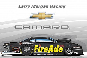NHRA Breaking news Larry Morgan switches to Chevrolet