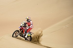Dakar Stage report Ninth stage of Dakar a day of redemption for some