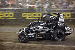 Midget Race report Clauson cleans up in final Chili Bowl qualifying night