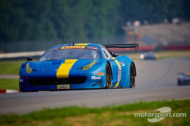 Dalziel to race Spa 24hr with DragonSpeed