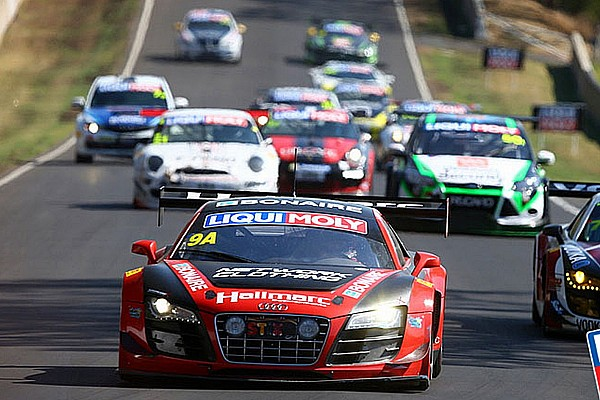 World of racing talent ready for Bathurst 12 Hour