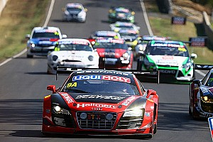 Endurance Preview World of racing talent ready for Bathurst 12 Hour