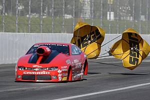 NHRA Preview Reigning Pro Stock World Champion Enders-Stevens remains focused in 2015 heading to Winternationals