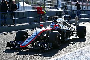 Formula 1 Breaking news Alonso makes slow start to life with McLaren-Honda