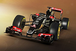 Formula 1 Preview The Lotus E23 in numbers