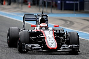 Formula 1 Breaking news Dennis upbeat despite horror start for McLaren-Honda