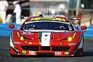 The AF Corse Ferrari 458 Italias and the titles to keep