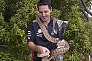 V8 Supercar champ Jamie Whincup bitten by snake